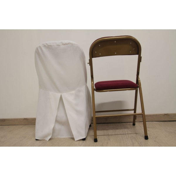 Location housse de chaise tissu for Housse de chaise tissus