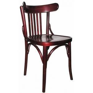 Chaise bistro bois
