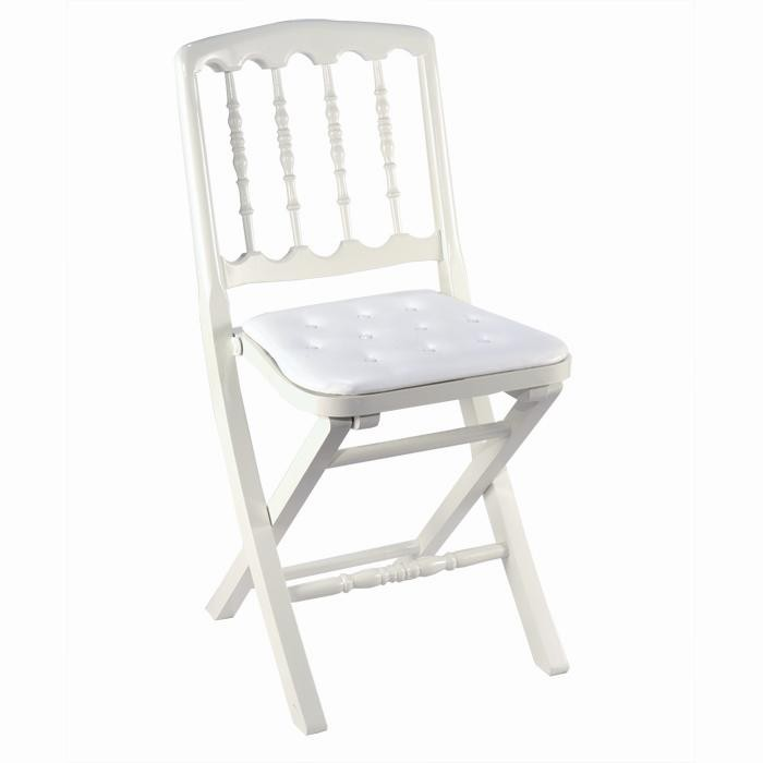 Chaise Napoléon pliante